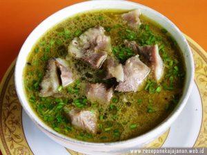 Resep Empal Gentong Khas Cirebon