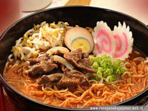 Resep Mie Ramen Jepang