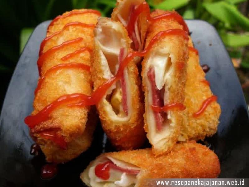 Resep Risol Mayonaise Keju