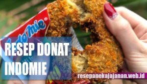 Jajanan Donat Indomie