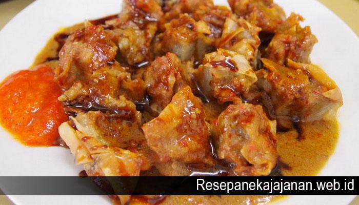Resep Batagor Asli Bandung Yang Nikmat