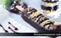Resep Brownies Beku Stik