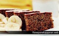 Resep Cake Pisang Lembut Dan Emput Untuk Keluarga