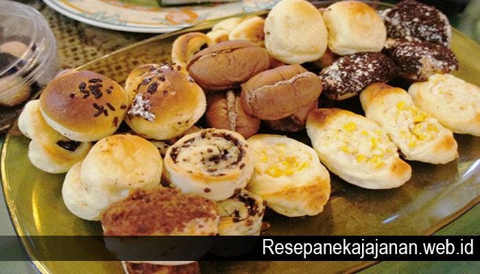 Resep Roti Unyil Khas Bogor