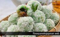 Resep Klepon Makanan Tradisional Yang Lezat