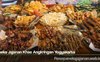 Aneka Jajanan Khas Angkringan Yogyakarta