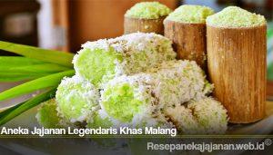 Aneka Jajanan Legendaris Khas Malang