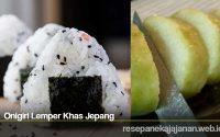 Onigiri Lemper Khas Jepang