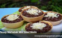 Resep Martabak Mini Sized Manis