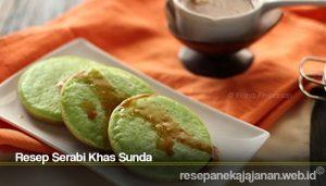 Resep Serabi Khas Sunda