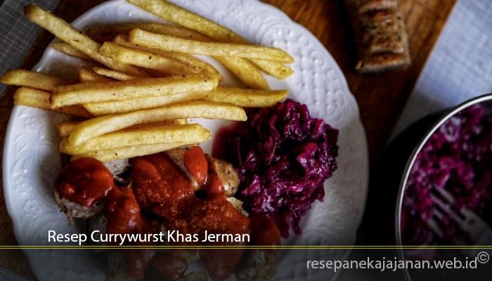 Resep Currywurst Khas Jerman