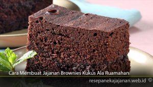 Cara-Membuat-Jajanan-Brownies-Kukus-Ala-Ruamahan