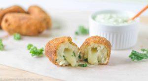 Kroket-kentang-mozzarella
