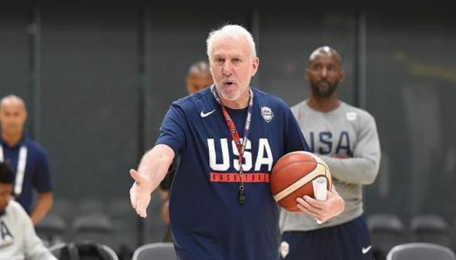 Daftar Timnas Basket Amerika Serikat Terbaik